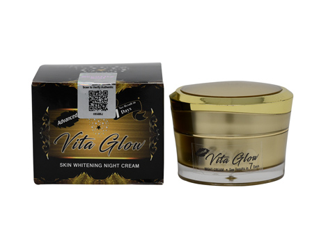 vita glow skin Night Cream
